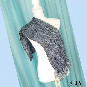 Collection 18 Chambray Twisty Tide Wrap 26X76